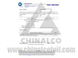 Our Company Has Got the ISO/TS16949: 2009 Certificate